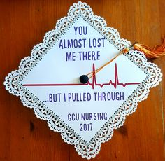 77 Delightful Nursing Graduation Caps Images Nursing Graduation