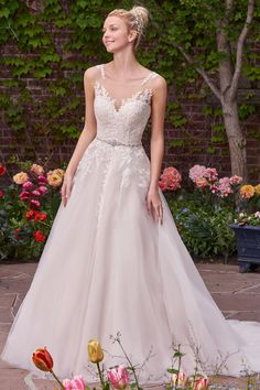 View the new collection from Rebecca Ingram - gorgeous gowns under $1500!