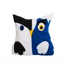 Двуликий TwoFace DC Comics Owl Pillow - Совы Подушки от Швейных дел мастера www.masterpillow.ru