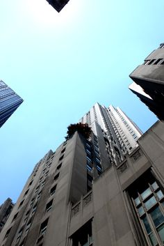 NYC skyscrapers taken by Jason Bleakley, Principal of Steelmark Business Services