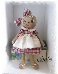 Muñeca galletita