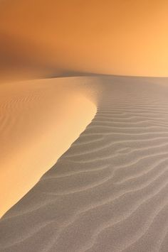Ibex Sand Dunes, Death Valley