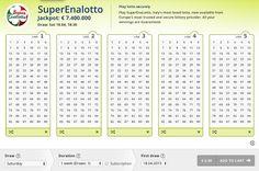 Spiele Lotto 6 aus 49 online bei PlayEuroLotto.com