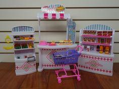 Gloria Supermarket with Deli Playset - I have this set.