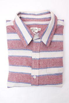 Clinton Stripe Shirt