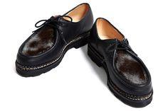 Paraboot Michael Noir Shoes