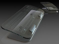 Multi-Touch Keyboard and Mouse's video poster