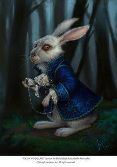 """"""" Follow The White Rabbit"""""""