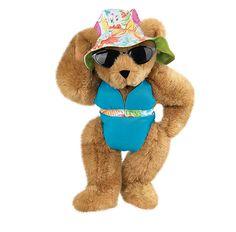 "15"" Hot Mama Bear from Vermont Teddy Bear. $69.99. #MothersDay"