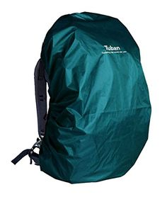 Outdoor Riding Backpack Rain Cover Waterproof Backpack Cover55 L Blue -- Check out this great product.