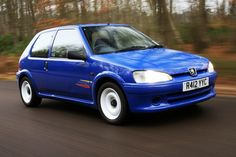 Peugeot 106 Rallye  One of my best cars ...