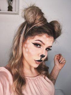 Halloween | Bambi Tutorial https://youtu.be/x6ofTqdf95M