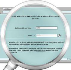CIB Bank website   Aktiválás (normál jelszó)