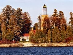 Old Baileys Harbor (Bird Cage) #Lighthouse    http://dennisharper.lnf.com/