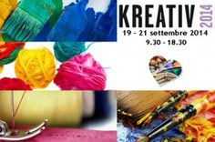 Se a qualcuno interessa, ecco quali saranno i corsi, i workshop e gli eventi della #FieraCreativa #kreativ2014. Catalogo completo sfogliabile on-line. Visita adesso!  http://ideecreativeinbottega.it/corsi-workshop-eventi-fiera-kreativ-2014/