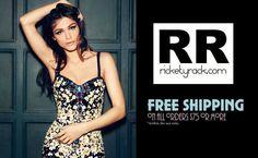 RICKETY RACK: Mod Retro Vintage Designer Dresses Cute Clothing