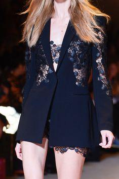 Versace at Milan Fashion Week Spring 2013 - StyleBistro
