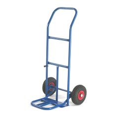 Model TCS66Y #Folding Toe #Sack #Truck #Pneumatic wheels for smooth ride Extra folding toe gives versatility Fixed toe plate: 460 x 150mm deep Folding toe plate: 330 x 330mm deep Mobile on 260mm #pneumatic #plastic centre wheels See more at: http://shop.hsil.co.uk/p-3583-folding-toe-sack-truck.aspx#sthash.iuDvroev.dpuf