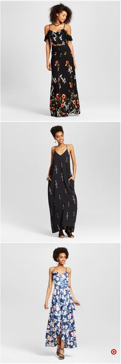 Shop Target for maxi dresses you will love at great low prices. Free shipping on orders of $35+ or free same-day pick-up in store.