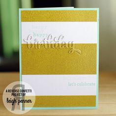 Reverse Confetti | Special April Release | Fancy Words Confetti Cuts, Fancy Word Coordinates
