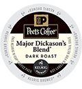 Peet's Coffee & Tea - Major Dickason's Blend® K-Cups