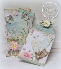 Jenine's Card Ideas: Envelopmal Dutch Doobadoo