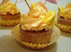 Cupcakes de Mai Tai