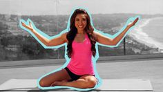Sleek and Sexy Arms for Beginners   Pilates Bootcamp With Cassey Ho #LivestrongWoman