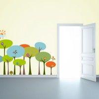 Δεντράκια Decals, Home Decor, Tags, Decoration Home, Room Decor, Sticker, Decal, Home Interior Design, Home Decoration