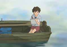Erinnerungen an Marnie Erinnerungen An Marnie, When Marnie Was There, Isao Takahata, Studio Ghibli Movies, Film D'animation, Film Studio, Hayao Miyazaki, The Last Airbender, Anime Manga