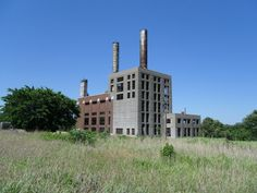 Lincoln Beerblower Power Plant Ponca City, OK
