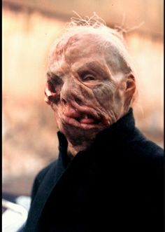 Gordon Smith. Jacob's Ladder one of the UNSEEN demon makeups from the film. Quite possibly one of my favorite movie related sculptures of all time! The damn thing is a polyurethane elastomer no less!