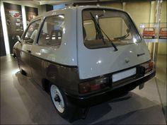 1982 Trabant 601 WE II Prototype