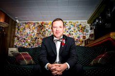 Topher and Rae Wedding and Portrait Photography in Halifax | Post-Halloween Halifax Wedding: Paul & Zelda