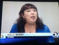 Wow, she's really let herself go since getting married...