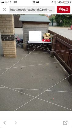 More Month Laser beam superhero challenge. Can you go under and over the laser beams and save the teddy from the baddies? Can you go under and over the laser beams and save the teddy from the baddies? Eyfs Activities, Nursery Activities, Gross Motor Activities, Gross Motor Skills, Outdoor Activities, Writing Activities, Eyfs Classroom, Superhero Classroom, Outdoor Classroom