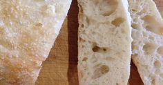 Recipe Easy Ciabatta Bread by ThermoMiss, learn to make this recipe easily in your kitchen machine and discover other Thermomix recipes in Breads & rolls. Ciabatta, Pain Thermomix, Thermomix Bread, Cheddarwurst Recipe, Rolls Recipe, Spagetti Recipe, Szechuan Recipes, Bellini Recipe, Sandwiches