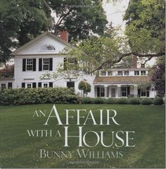 For 28 years world-renowned interior designer Bunny Williams has had a love affair with an New England manor house that she found in sad repair. Through photographs, anecdotes, and how-tos, Williams provides a rare look at her retreat and d