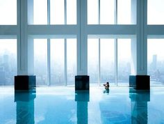 Portman Ritz-Carlton, Shangaï