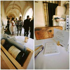 Here's the wine box I made for my friend's wedding. It doubled as a special note holder which they'll read on their first of many anniversaries. #WeddingInFrance #brideandgroom #newlyweds #winebox #iMake #woodwork #funproject #custommade #handmade #CaliwoodSpecialtyGoingGlobal