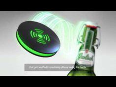 Grolsch Beer: The Movieunlocker Bottle - YouTube