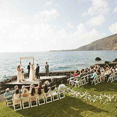 25 Impossibly Beautiful Wedding Locations In Hawaii...destination wedding? ;) :D