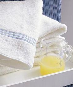 Limone come lavanderia Illuminante