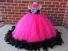 Hey, I found this really awesome Etsy listing at https://www.etsy.com/listing/181625306/the-hair-bow-factory-hot-pink-black-and
