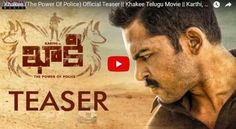 Watch: Khakee (The Power Of Police) Official Teaser || Karthi