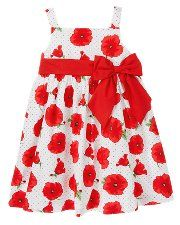 Poppy floral dress from Janie and Jack