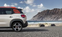 Citroen Reveals Funky New C3 Aircross Small Crossover [129 Photos & Videos]