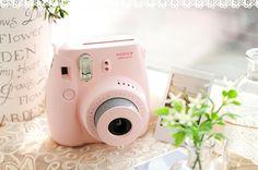 Fujifilm Instax Mini 8 (@ Yodabashi Camera)