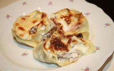 Nidi di rondine romagnoli - I nidi di rondine sono un gustoso piatto di pasta al forno, arricchito da prosciutto, funghi e besciamella, tipico della cucina romagnola