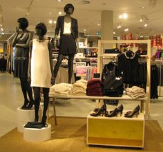 H and M, The Hague